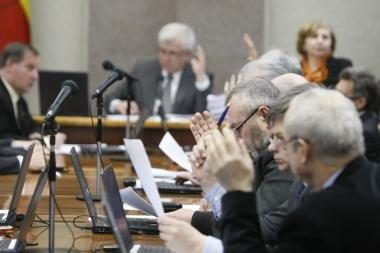 Mero rinkimai Klaipėdoje vyks balandžio 12-ąją (papildyta)