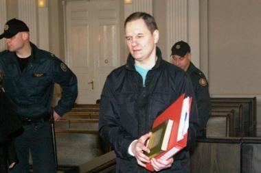 Kaltinamasis Medininkų byloje K.Michailovas paguldytas į ligoninę