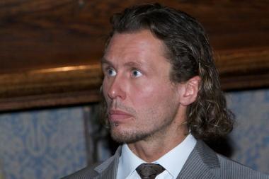 """A.Mazuronis paskirtojo užsienio reikalų ministro prašo rasti """"dingusį"""