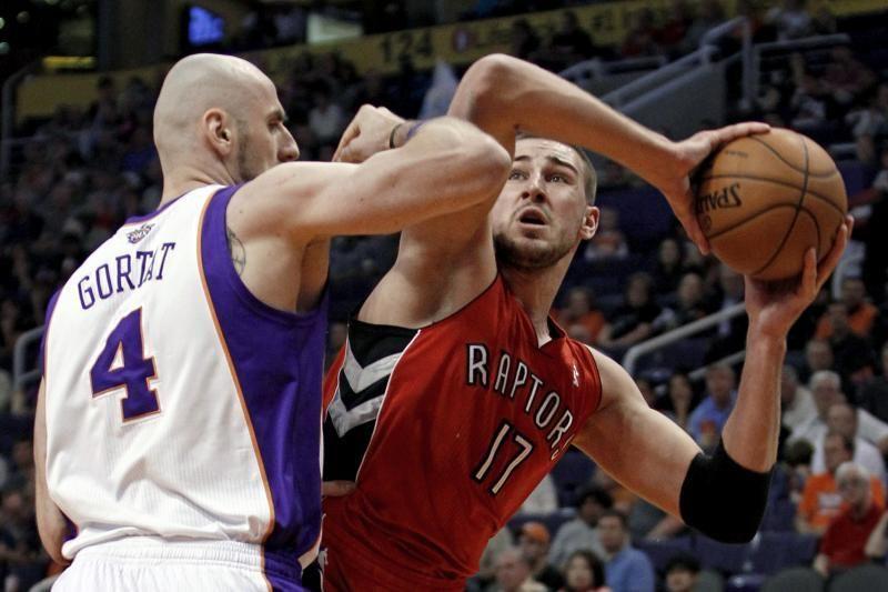 NBA apžvalgininkas: J. Valančiūnas - pats nuosekliausias naujokas