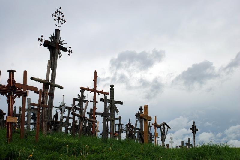 Kapinėse – mūšis dėl vietos