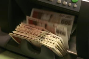 Siūloma atskleisti viešųjų įstaigų išlaidas darbo užmokesčiui