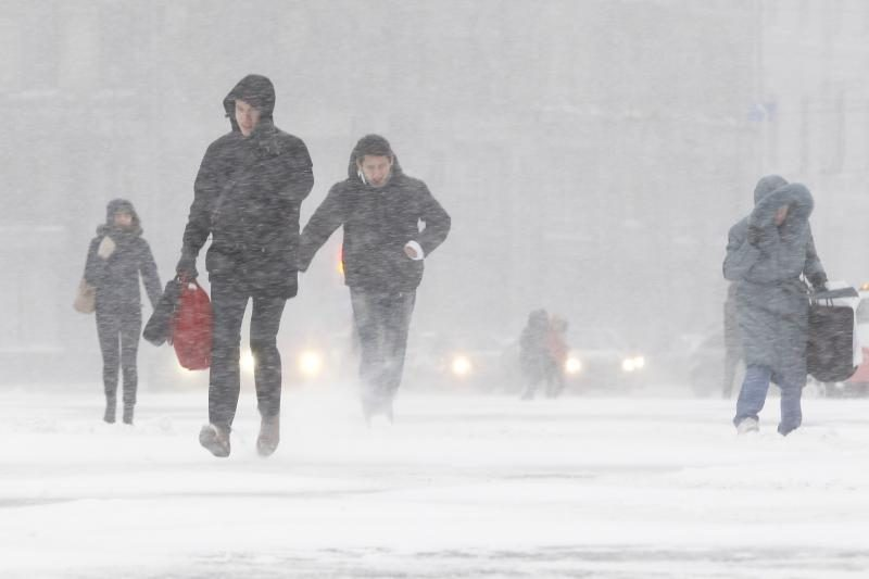 Dėl gausaus sniego Rusijoje paskelbta nepaprastoji padėtis