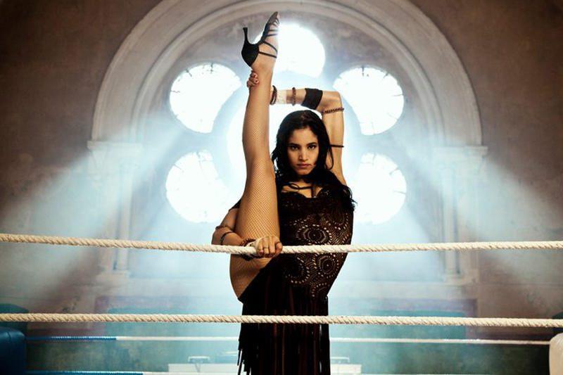 Madonnos ir Michaelo Jacksono šokėja tapo aktore