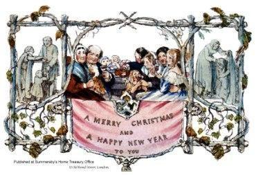 166-erių sulaukęs Kalėdų atvirukas vėl tampa asmeniniu