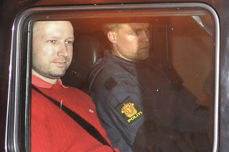 Prokurorai siūlo laikyti A.B.Breiviką psichiatrijos ligoninėje