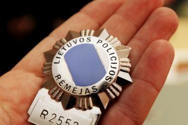 Kauno policijai – naujų pagalbininkų partija