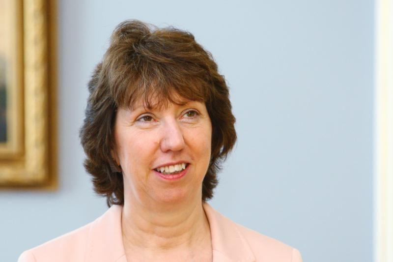 C.Ashton patikino, kad ES ir Rusija aptars bendradarbiavimo klausimus