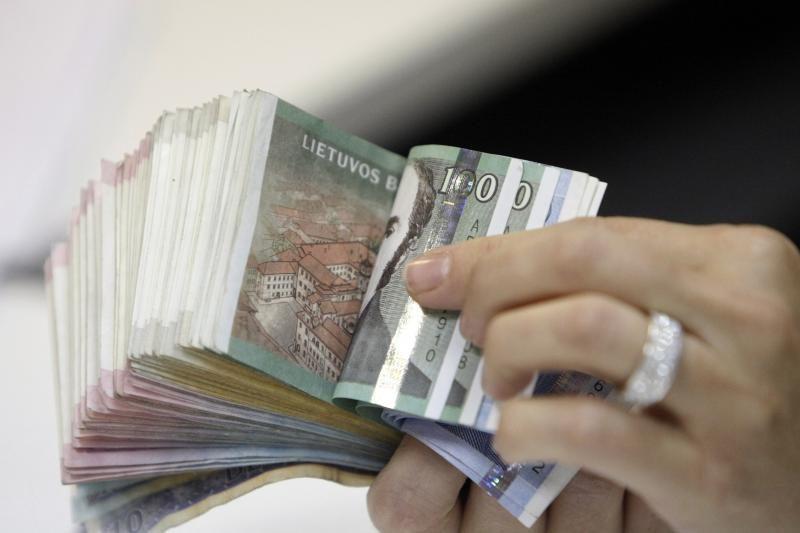 Vyriausybė planuoja didesnes Garantinio fondo pajamas ir išlaidas