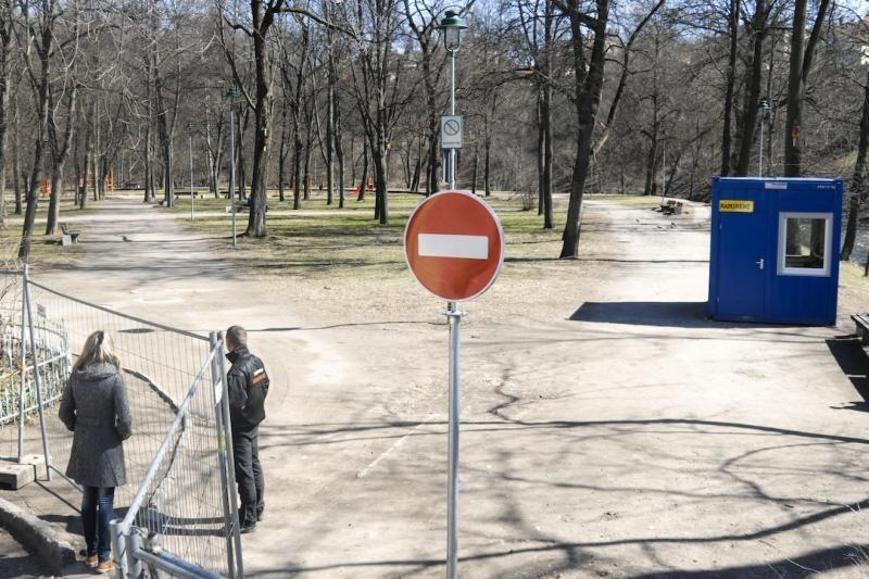 Sostinės Sereikiškių parkas jau tveriamas nuo miestiečių