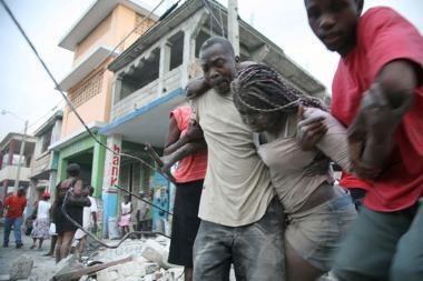 Maltos ordinas ragina padėti nukentėjusiems nuo žemės drebėjimo Haityje