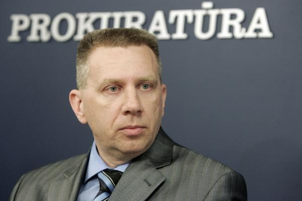 D.Valys Klaipėdoje pasakojo apie prokuratūrų stambinimą