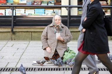 Lietuvoje ties skurdo riba buvo penktadalis gyventojų