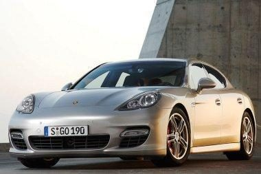 "Leipcige – jubiliejinis ""Porsche Panamera Turbo"""