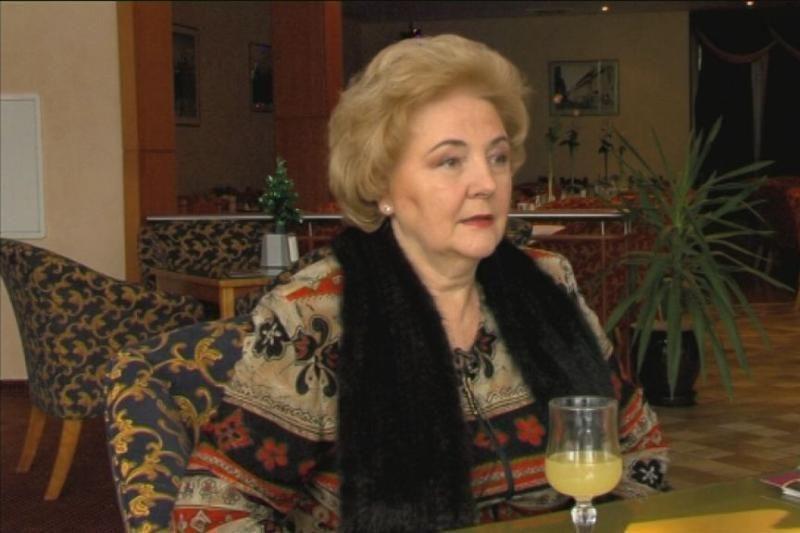 K. Brazauskienė: savo šansus rinkimuose vertinu 1 proc.