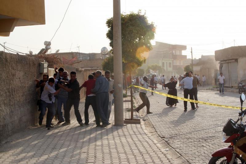 Per bombos sprogimą Damaske žuvo mažiausiai devyni žmonės
