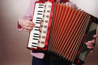 Vilniuje skambės akordeono garsai (programa)