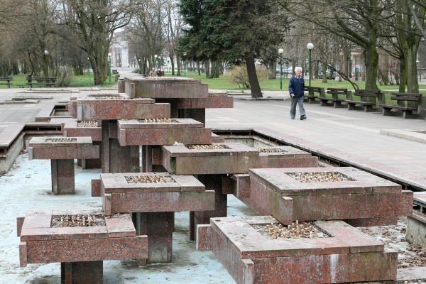 Motinos dieną Klaipėdoje ištrykš fontanai