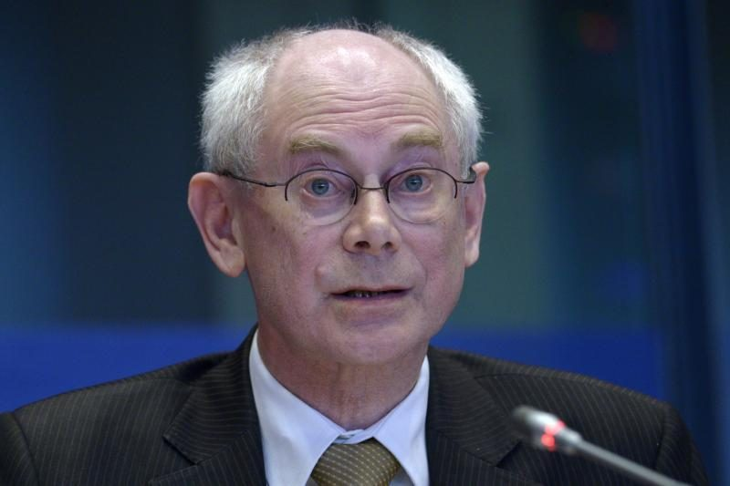 H. Van Rompuy: Estija rodo pavyzdį kaip įveikti krizę