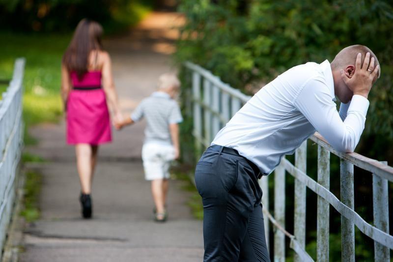 Nuolatiniai ginčai su vyru: kas kaltas ir ką daryti?