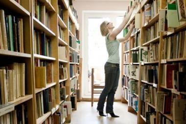 Miesto biblioteka uždaro keturis filialus