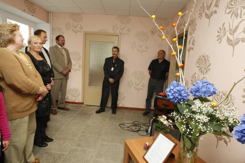 Svajonė išsipildė: atidaryta erdvesnė darbštumo mokykla