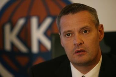 Į Lietuvą atvyks naujasis FIBA-Europos prezidentas O.Rafnssonas
