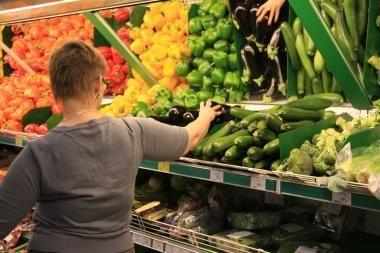 Didžiojoje Britanijoje netikėtai sumažėjo maisto produktų kainos