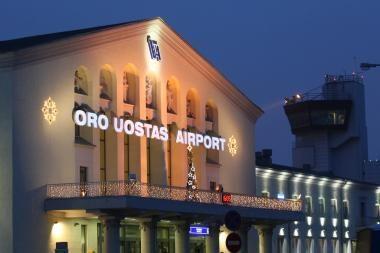 Vilniaus oro uoste - nauja pertvarka, žadama sutaupyti 4 mln. litų