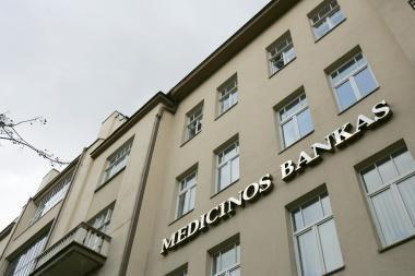 Permainos Medicinos banke: K.Olšauską laikinai keičia G.Treinys