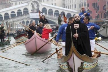Poilsį Druskininkuose moldavė nusprendė iškeisti į Veneciją