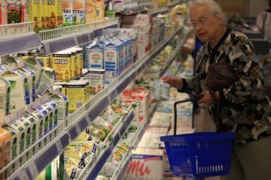 Suderinta vidutinė metinė infliacija lapkritį - 4,8 proc.