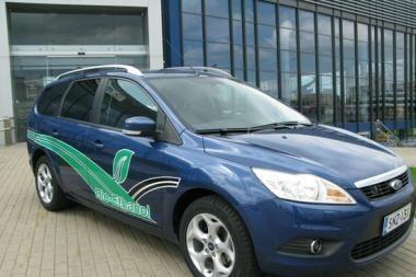 """""""Ford Flexifuel"""" automobiliai – sėkminga alternatyva ir ilgalaikis sprendimas"""