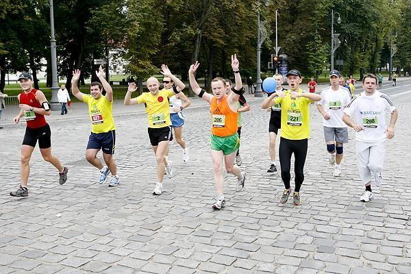 Vilniaus maratone išaiškėjo greičiausi ir ištvermingiausi bėgikai