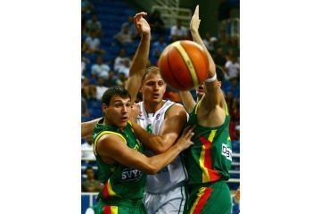 Olimpiadą krepšininkai pradės maču su Argentina