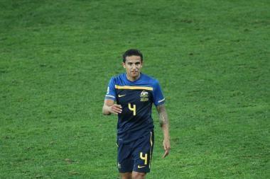 Australijos ir PAR futbolininkai diskvalifikuoti vienam mačui