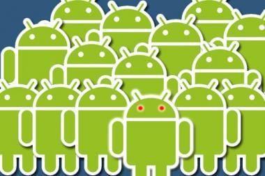 """""""Android"""" dvikova: """"Jelly Bean"""" versijos pagaliau aplenkė """"Gingerbread"""""""