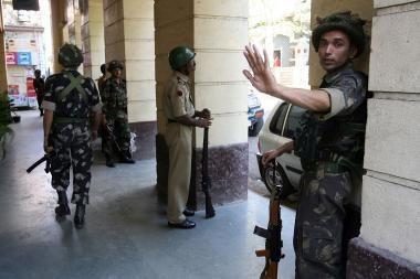 ES pasmerkė atakas Mumbajuje