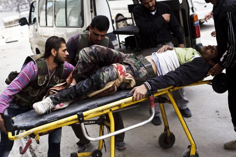 Damasko krikščionių rajone per sprogimą žuvo 7 žmonės