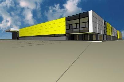 Iškils naujas prekybos centras