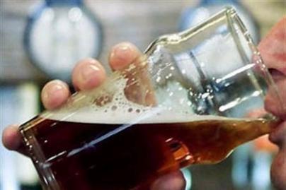 Talino centre alaus bokalas kainuoja 15 litų