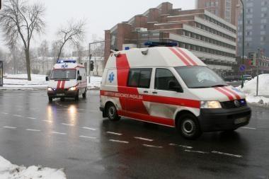 """""""Baltijos"""" laivų statykloje ir Jūrų muziejuje – darbininkų traumos"""