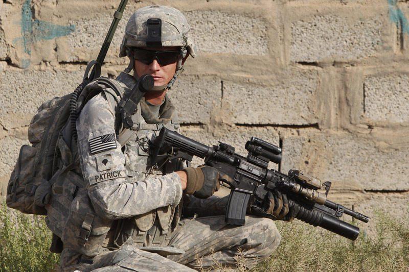 Afganistane sužeistas Lietuvos karys netrukus grįš į tarnybą