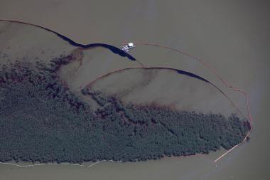 Naftos išsiliejimas Meksikos įlankoje pranoko tanklaivio