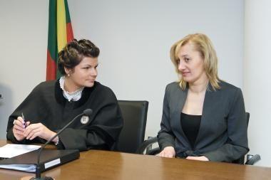 Teismas: J.Butkevičienė atleista neteisėtai, bet grįžti negali