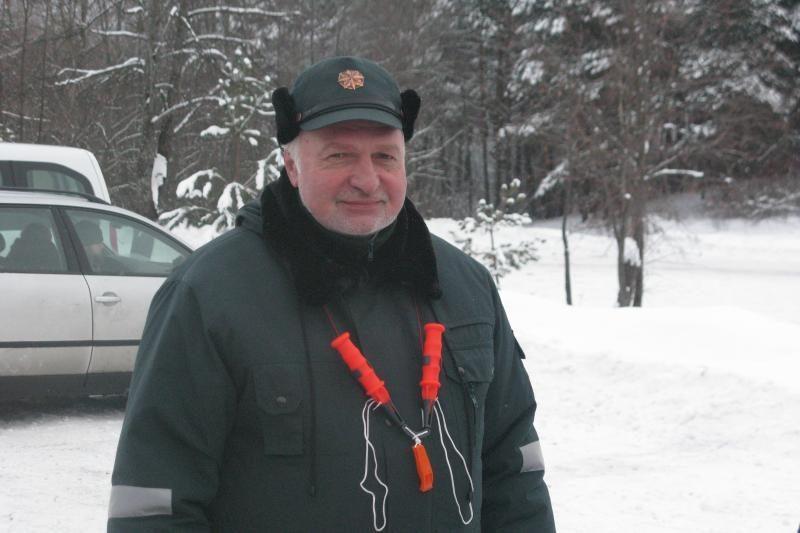 V. Mazuronis: komerciniai medžioklės plotai turi nešti naudą valstybei