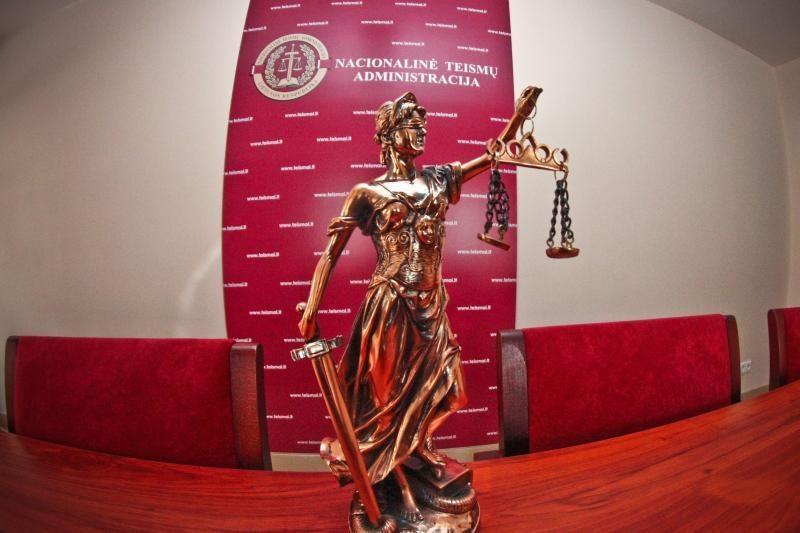 Teisme - Lazdynų mikrorajono gyventojų ir Aplinkos ministerijos byla
