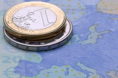 Lietuva vis dar tikisi įsivesti eurą 2014-2015 metais, sako Prezidentė