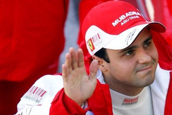 "F.Massa išbandė ekstremalų ""Ferrari 599XX"""