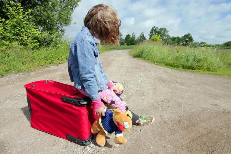Ukmergiškė nepastebėjo, kaip dingo jos mažas vaikas